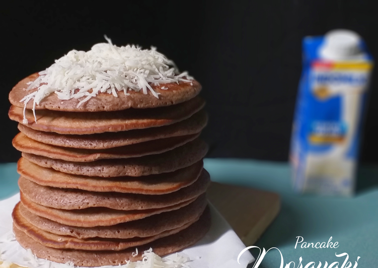 Resep Pancake Dorayaki² #161⁶ Paling Joss