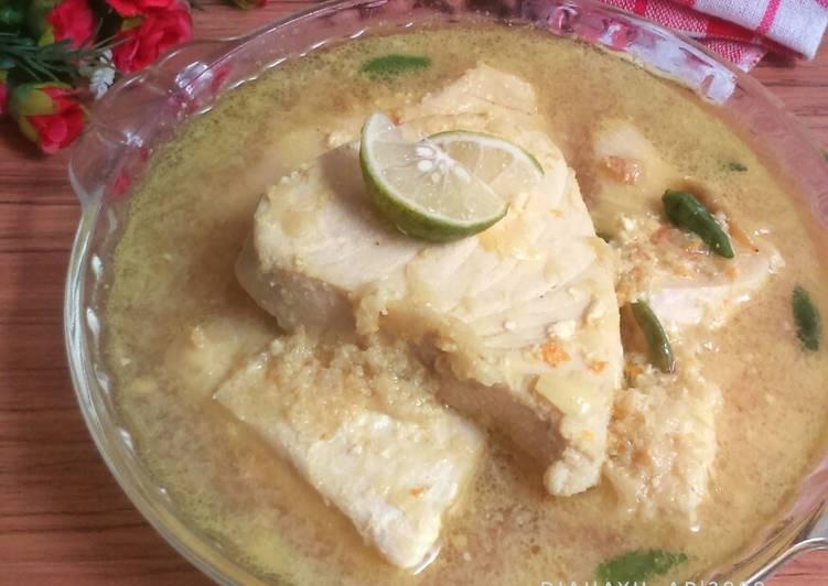 Ikan Marlin Kuah Kuning