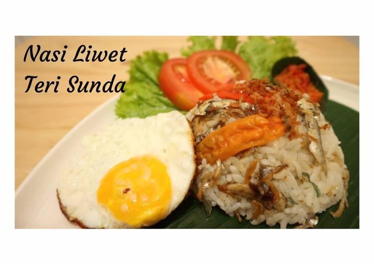 Eps.10 Nasi Liwet Teri Sunda - cookandrecipe.com
