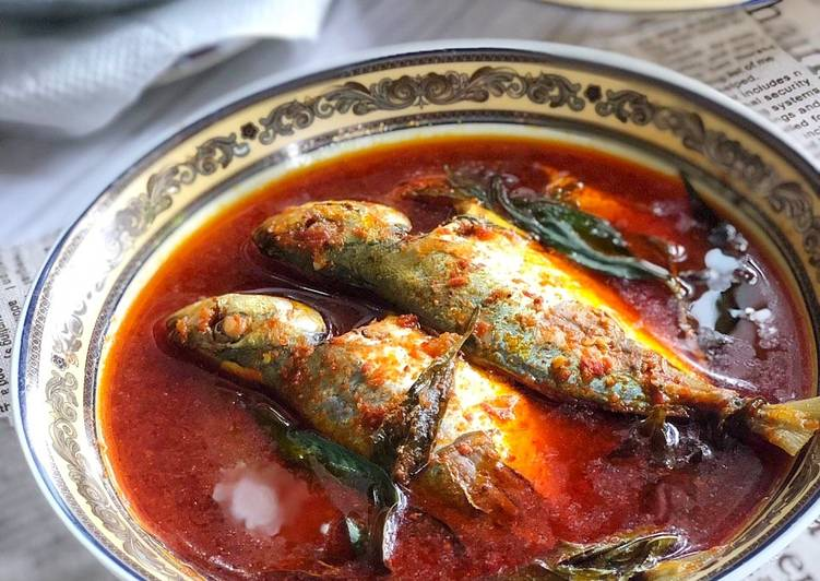 Asam Pedas Ikan ❤️