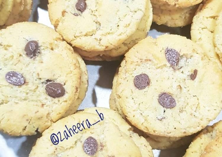 Easiest Way to Prepare Perfect Choc chip cookies