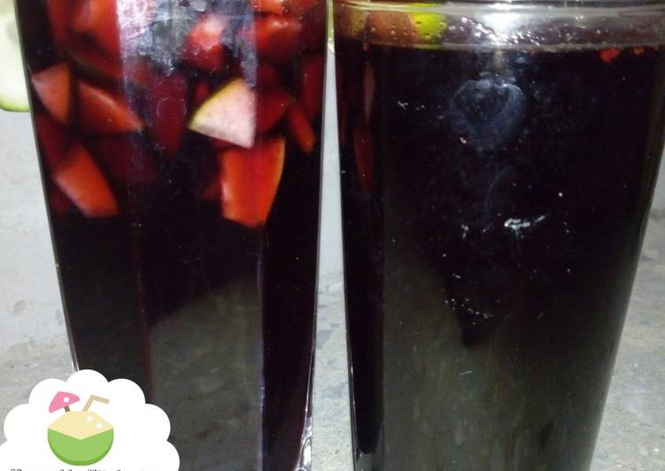15 Minute Step-by-Step Guide to Prepare Fall Zobo drink