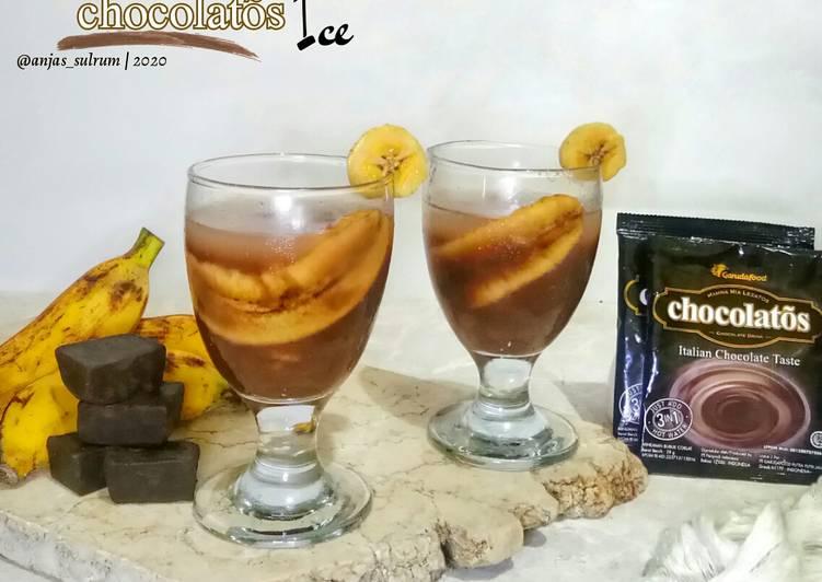 Banana Dulce Chocolatos Ice