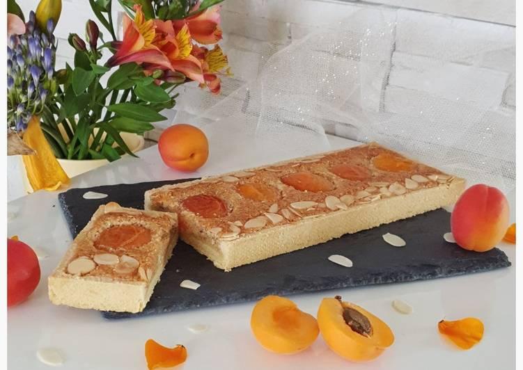 Comment Faire Des Tarte amandine aux abricots