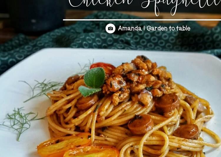 Chicken Spagetti