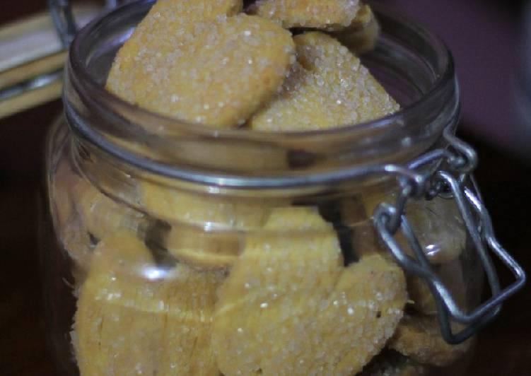 Resep Genji Pie / Palmier Cookies Paling Top