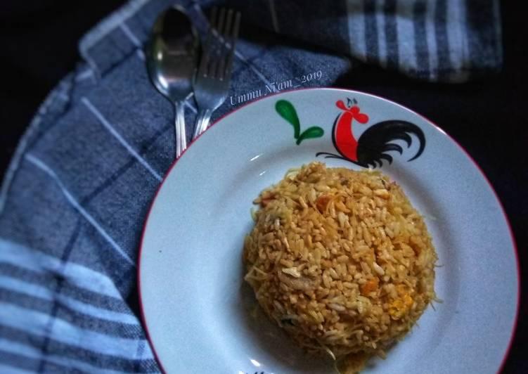 (Bukan) Nasi Goreng Mawut