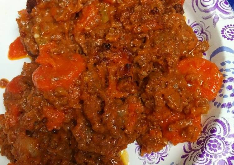 How to Make Yummy Carrots and Three Meat Casserole