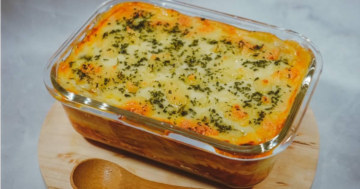 Resep Lasagna Oleh Rini Oktaviana Virajaty Cookpad