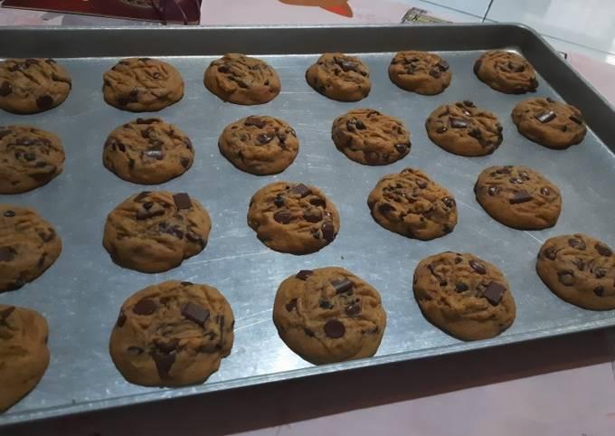 Soft n chewy cookies