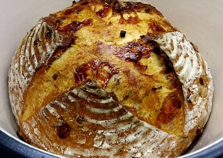 Käse-Speck-Brot