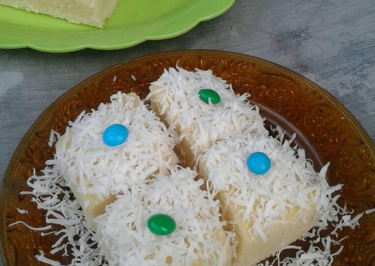 resep masak Bolu keju kukus - Sajian Dapur Bunda