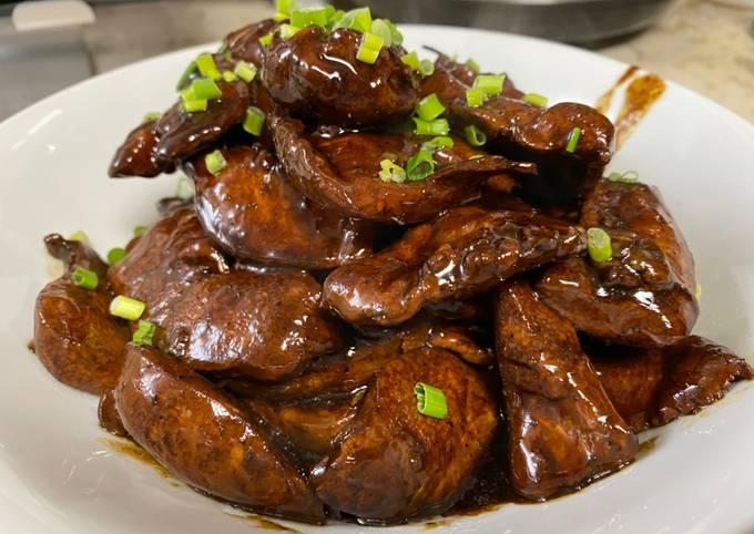 Chicken Breast Adobo