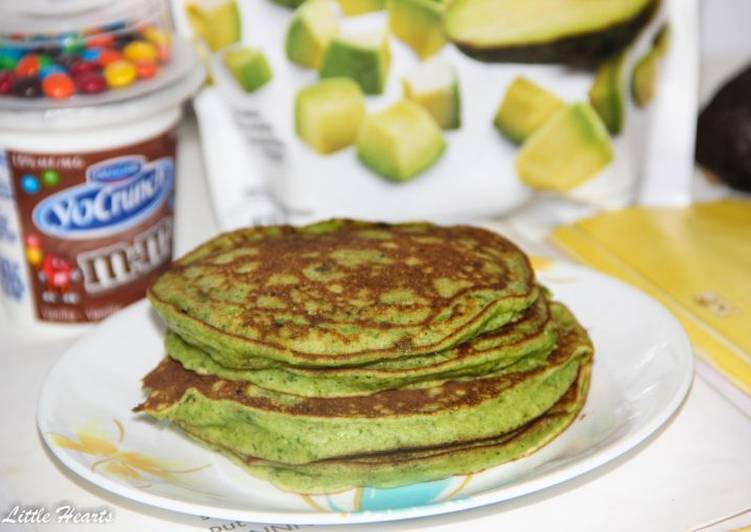 Recipe of Perfect Shrek and Fiona Fluffy Pancakes