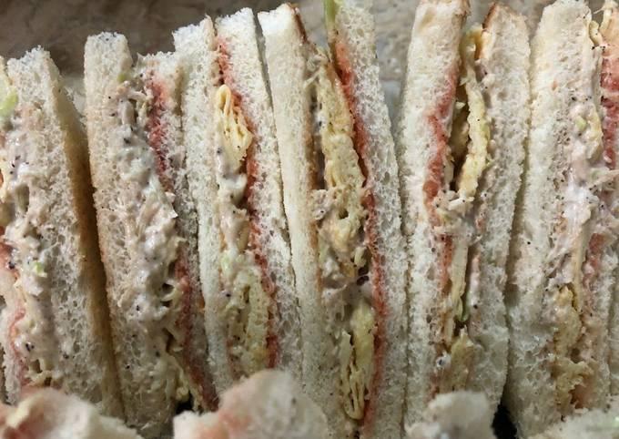Quick Chicken Sandwich 🥪