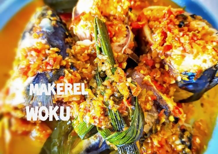 Makerel woku