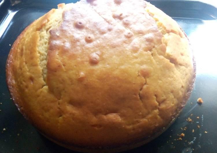 How to Make Favorite Vanilla sponge cake