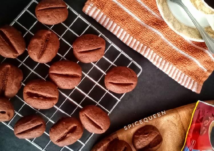 Easiest Way to Prepare Most Popular Coffee Bean Cookies