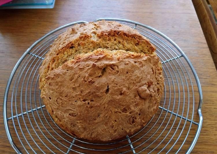 Recipe Appetizing Soda Bread
