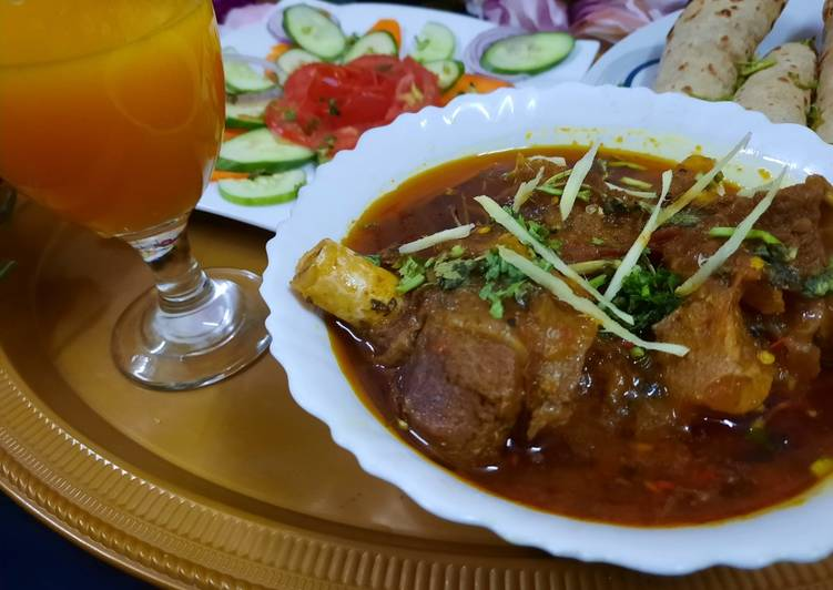 How to Prepare Favorite Gulfaam Gosht