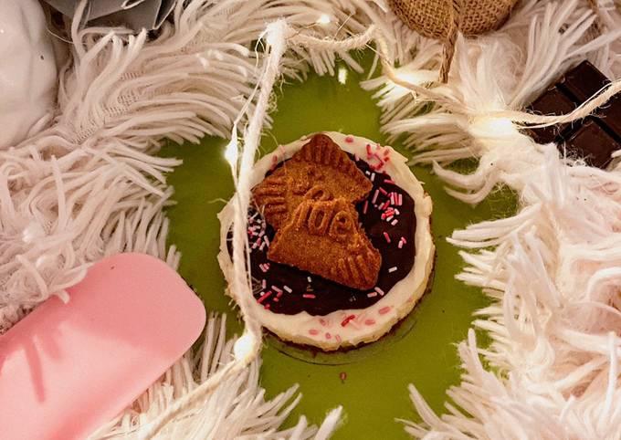 Petits gâteaux au spéculos/mascarpone