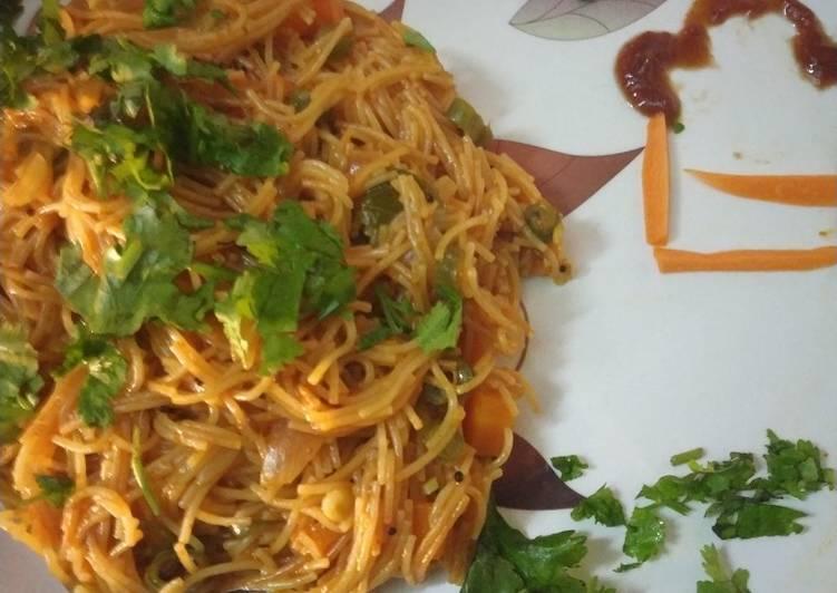 Semiya upma #ebook #cookpad turn 3