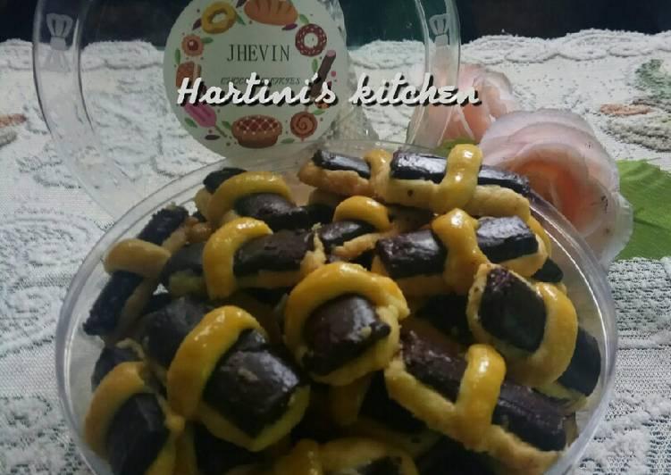 145.Chocho stik cookies