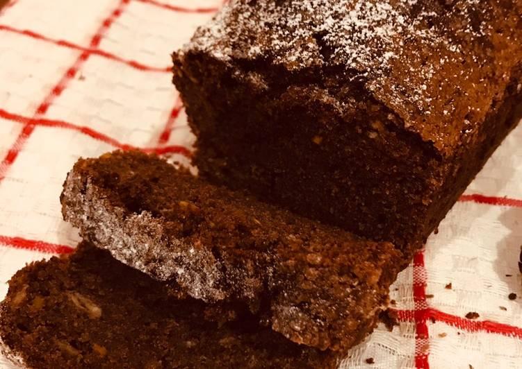Ricetta Chocolate banana bread
