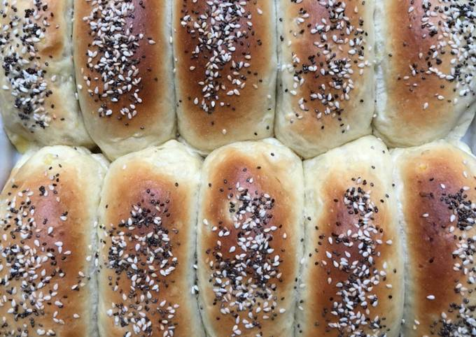 POTATO BREAD with Floss Inside🥔 🤤❤️