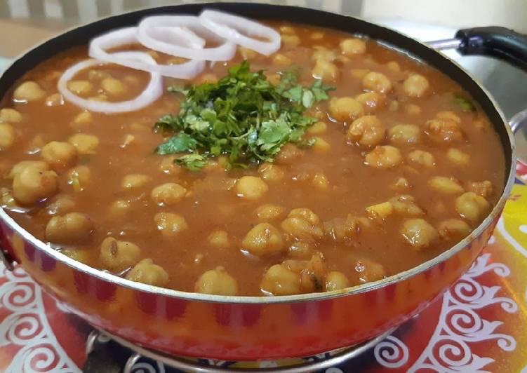 Recipe of Award-winning Punjabi Chole Masala
