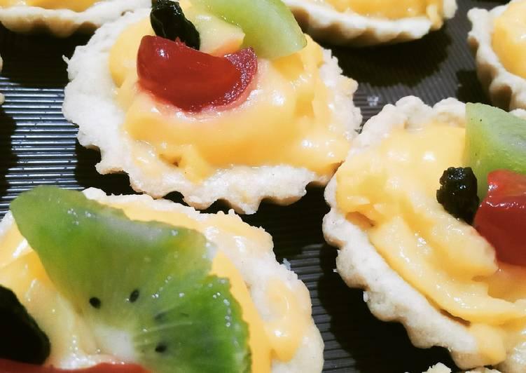 Resep Pie buah mini Paling dicari