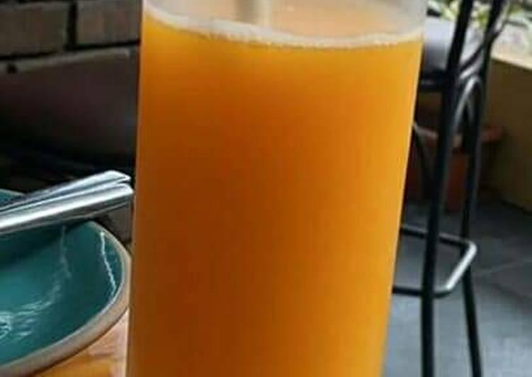 Recipe of Favorite Orange juice