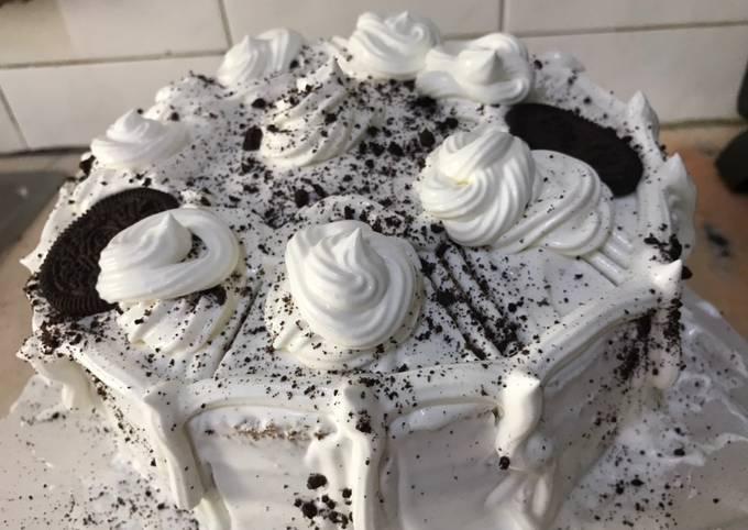 Recipe: Appetizing Vanilla cake