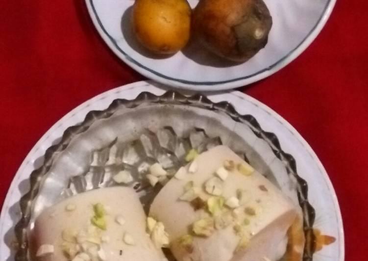 Recipe of Quick Persimmon (Kendu) Kulffy