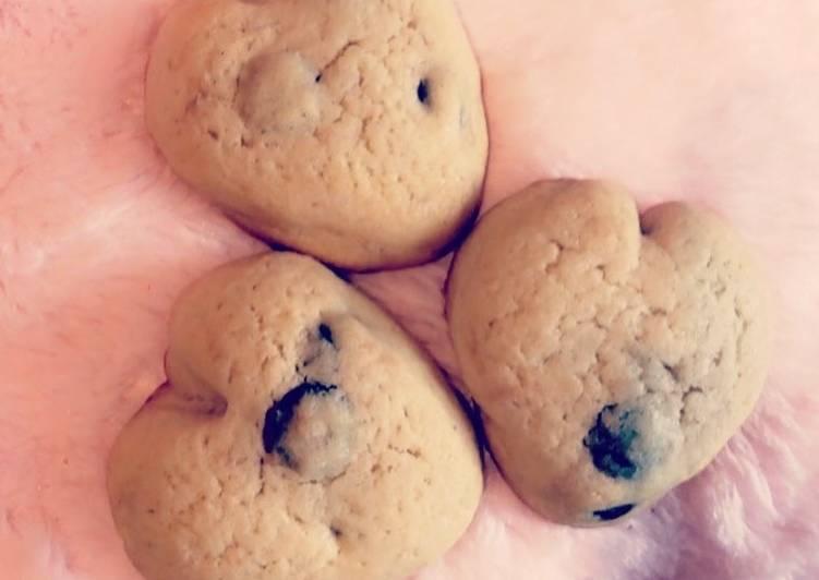 Recette Parfait Cookies aux pépites de chocolat