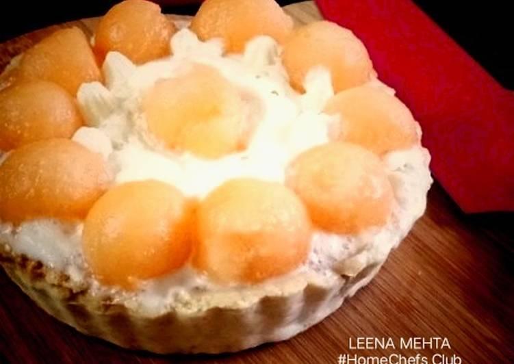 Muskmelon Pie