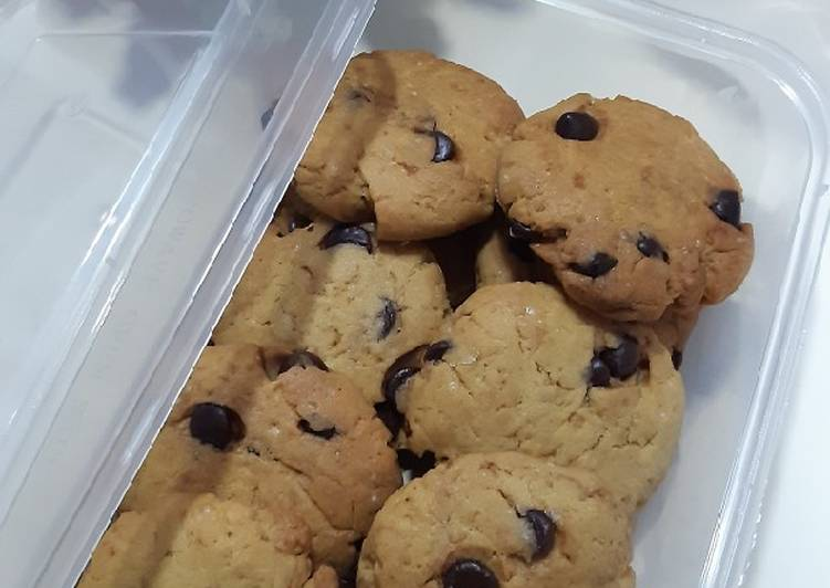 Soft Cookies with Palm Sugar