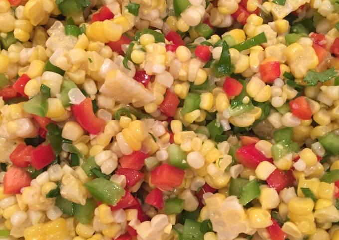 Recipe: Tasty Corn Salad