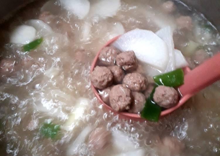 Soto Bandung BoLa Daging ALa MamaMertua😘