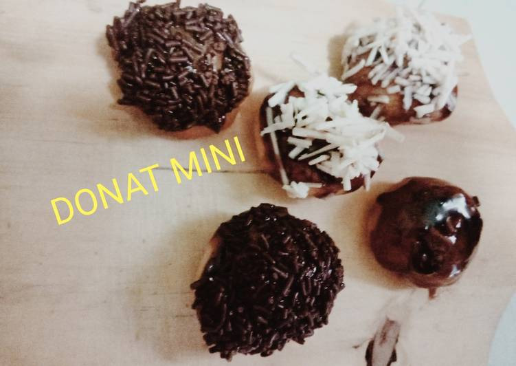 Donat mini metode autolysis