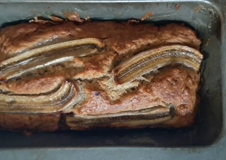 Recipe of Homemade Banana brown bread