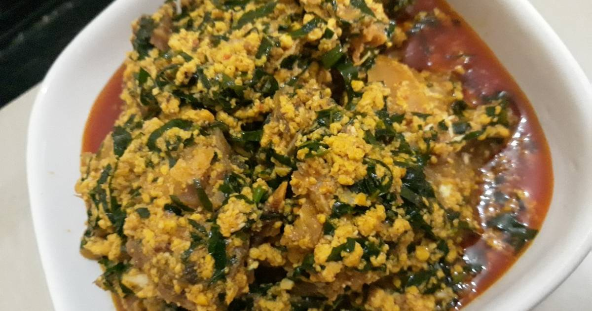 Egusi Soup Recipe By Joanneloves2cook Cookpad
