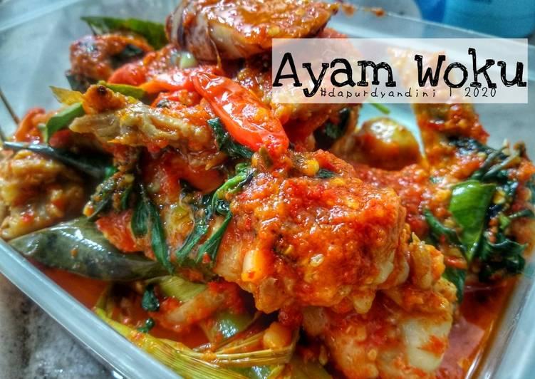 Ayam Woku Woku