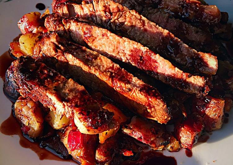 Date Night Steak n Taters