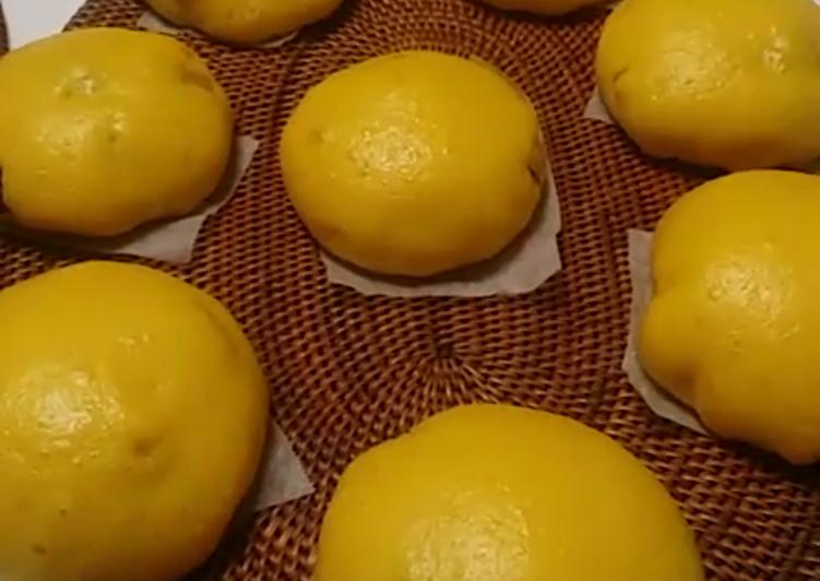 resep cara membuat Mantho nankua(bakpao walu)lembut bngt