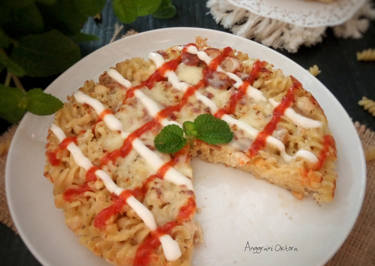 Pizza Makaroni Teflon