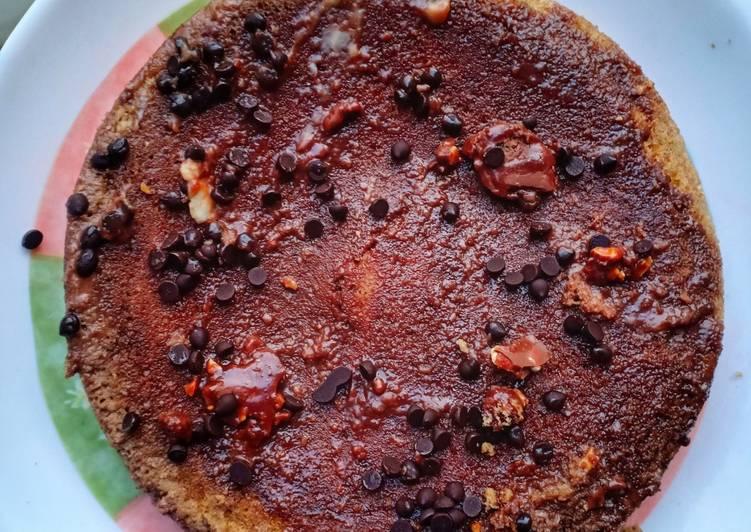 Choco Vanilla Cake Recipe