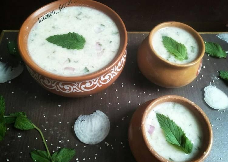 Recipe of Speedy Pearl barley rabdi