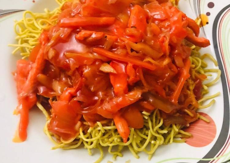 How to Make Appetizing American chop suey