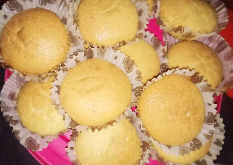 Step-by-Step Guide to Prepare Perfect Cupcakes